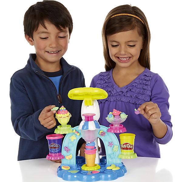 """Игровой набор """"Фабрика мороженого"""", Play-Doh"""