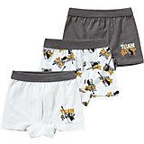 SCHIESSER Hip-Shorts 3er-Pack für Jungen Rockstar