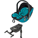 Babyschale evo-lunafix, Hawaii inkl. Isofix Base 2, 2015