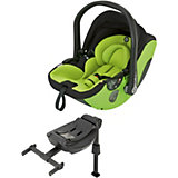 Babyschale evo-lunafix, Apple inkl. Isofix Base 2, 2015