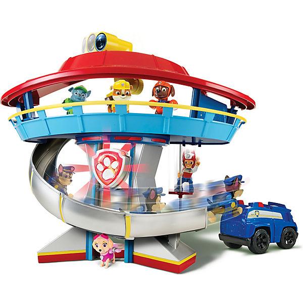 Игровой набор Spin Master Spin Master Игровой набор Щенячий патруль Тренировочный центр