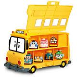 Кейс для хранения машинок Скулби, Робокар Поли