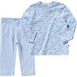 SANETTA Schlafanzug für Jungen Organic Cotton