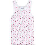 SANETTA Unterhemd für Mädchen, Organic Cotton