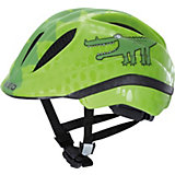 Green Croco Fahrradhelm Meggy Reptil Grünes Croco