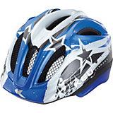 Sterne Fahrradhelm Meggy Blau