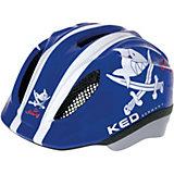 Sharky Fahrradhelm Meggy Original, blau