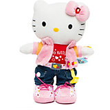 Hello Kitty, 25 см, учит одеваться, со звуком, МУЛЬТИ-ПУЛЬТИ