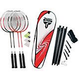 """Talbot-Torro Badminton Set """"4-Attacker Plus"""""""