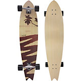 "Longboard Fishtail 42"" - Hillstreet Natural, rot"