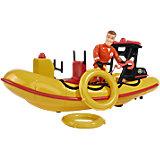 Feuerwehrmann Sam Neptune, Boot mit Figur