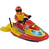 Feuerwehrmann Sam Juno, Jet Ski mit Figur