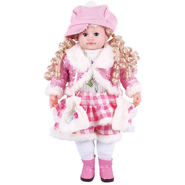 Интерактивная кукла Аленка, 1000 слов, 7  игр, Карапуз, в ассортименте
