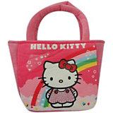 Мягкая сумочка Hello Kitty, 20 см, МУЛЬТИ-ПУЛЬТИ