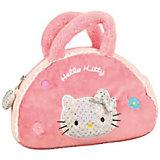 Мягкая сумочка с пайетками Hello Kitty, 25 см, МУЛЬТИ-ПУЛЬТИ