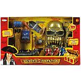 """Пиратский корабль """"Золото пиратов"""", с аксессуарами, Играем вместе"""