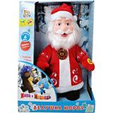 """Мягкая игрушка """"Дед Мороз"""", 30 см, Маша и медведь, МУЛЬТИ-ПУЛЬТИ"""