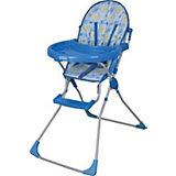 Стульчик для кормления 152 Selby, голубой