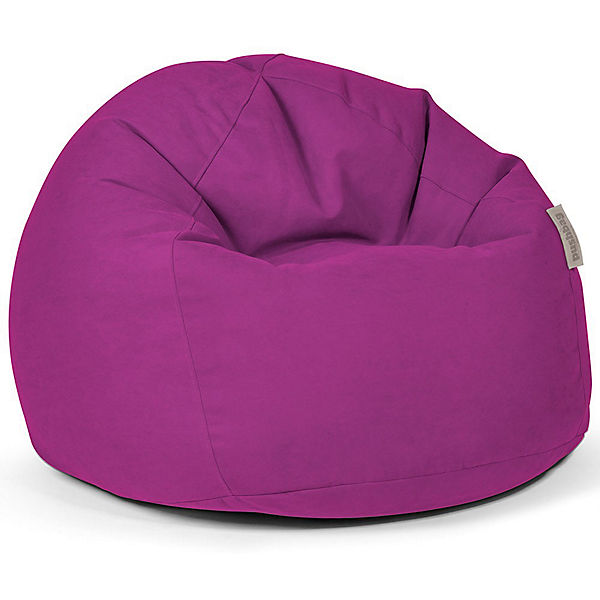 Sitzsack BAG 500, Soft, purple