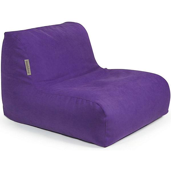 Sitzsack CHAIR, Soft, lila
