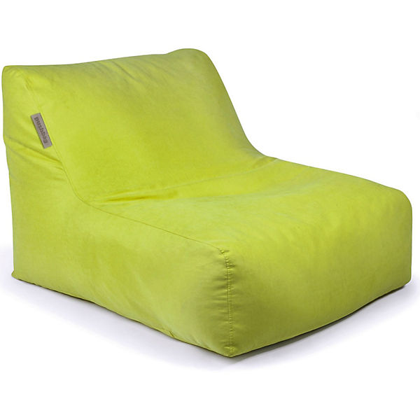 Sitzsack CHAIR, Soft, limette