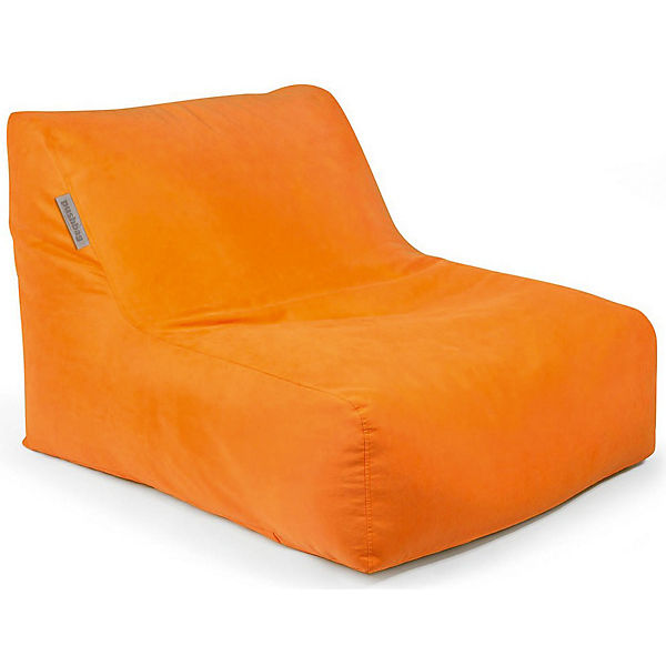 Sitzsack CHAIR, Soft, orange