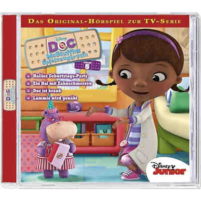 CD Disney Doc McStuffins 05