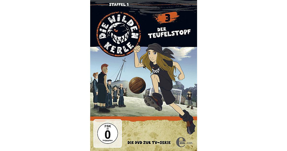 DVD Die Wilden Kerle 03 - Der Teufelstopf