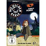 DVD Die Wilden Kerle 04 - Dunkle Feinde