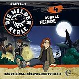 CD Die Wilden Kerle 04 - Dunkle Feinde