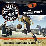 CD Die Wilden Kerle 03 - Der Teufelstopf