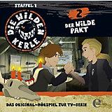 CD Die Wilden Kerle 02 - Der wilöde Pakt
