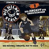 CD Die Wilden Kerle 01 - Der Angriff der Unbesiegbaren