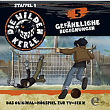 CD Die Wilden Kerle 05 - Gefährliche Begenung