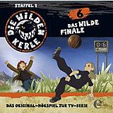 CD Die Wilden Kerle 06 - Das wilde Finale