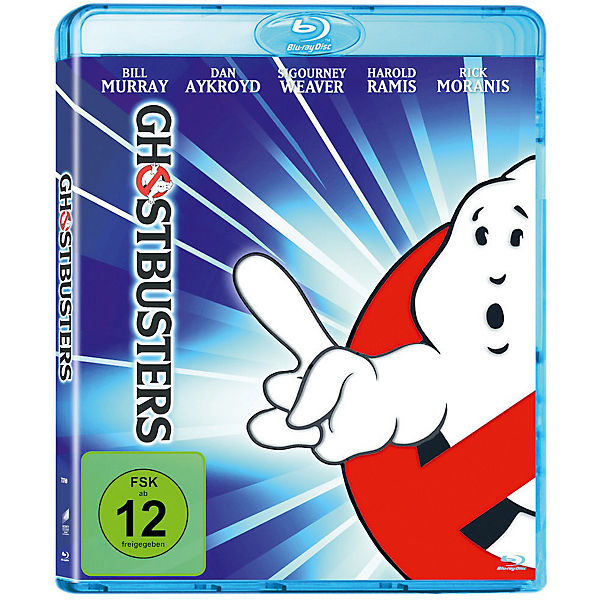 BLU-RAY Ghostbusters (Deluxe Edition)