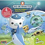 CD Die Oktonauten 06 - und die flinken Fächerfische