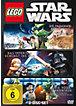 DVD Lego Star Wars Box (Padawan, Imperium & Yoda Chroniken)
