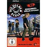 DVD Die Wilden Kerle 10 - Geheimnisvolle Aufgaben