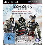 PS3 Assassins Creed - Die Amerikanische Saga