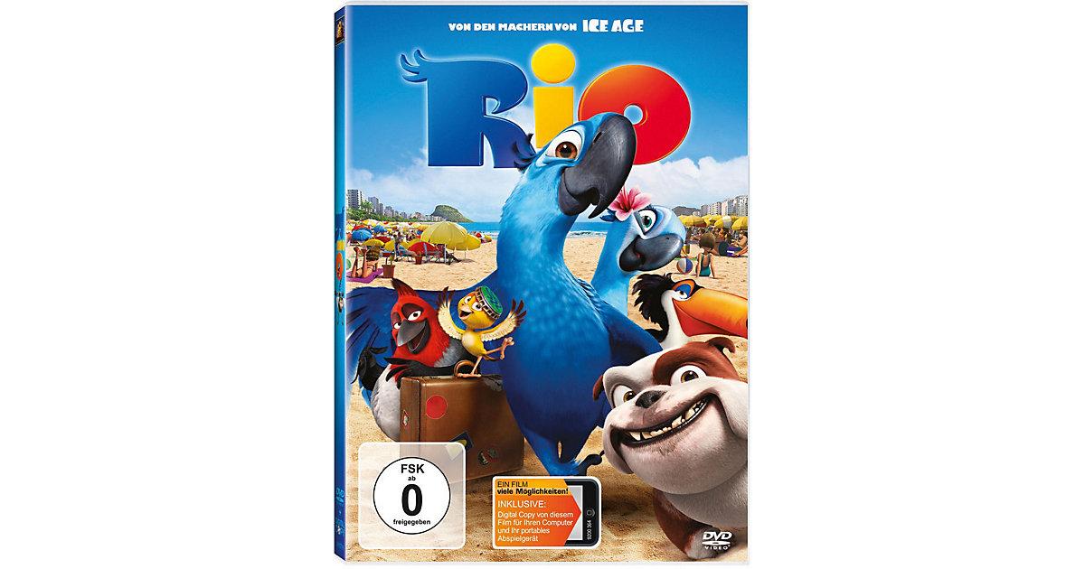 DVD HC - Rio
