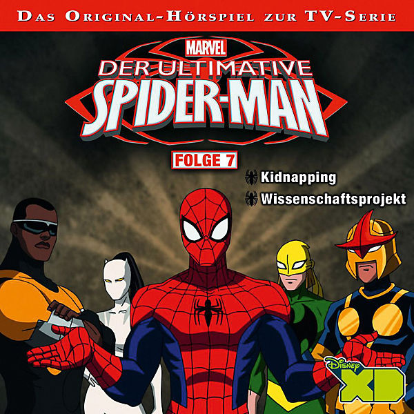CD Der ultimative Spiderman (Folge 7)
