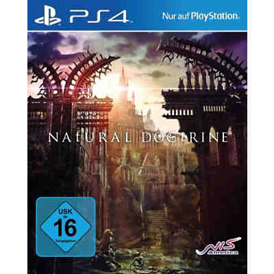 PS4 Natural Doctrine