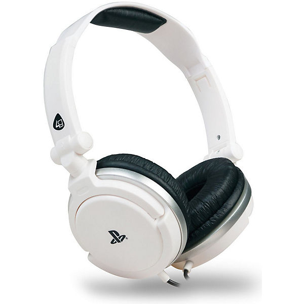 PS4 Stereo Gaming Headset Dual Format PS4/PSVita-weiss