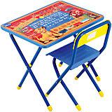 "Набор мебели ""Тимон и Пумба"" (2-5 лет), Король Лев, синий"