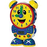 """Набор """"Мои первые часы"""", со звуком, 33 см,  The Learning Journey"""