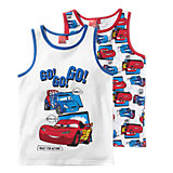 CARS Unterhemden Doppelpack für Jungen