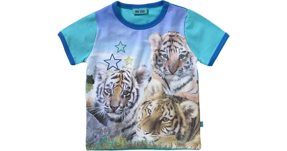 Baby T-Shirt blau Gr. 80 Jungen Baby