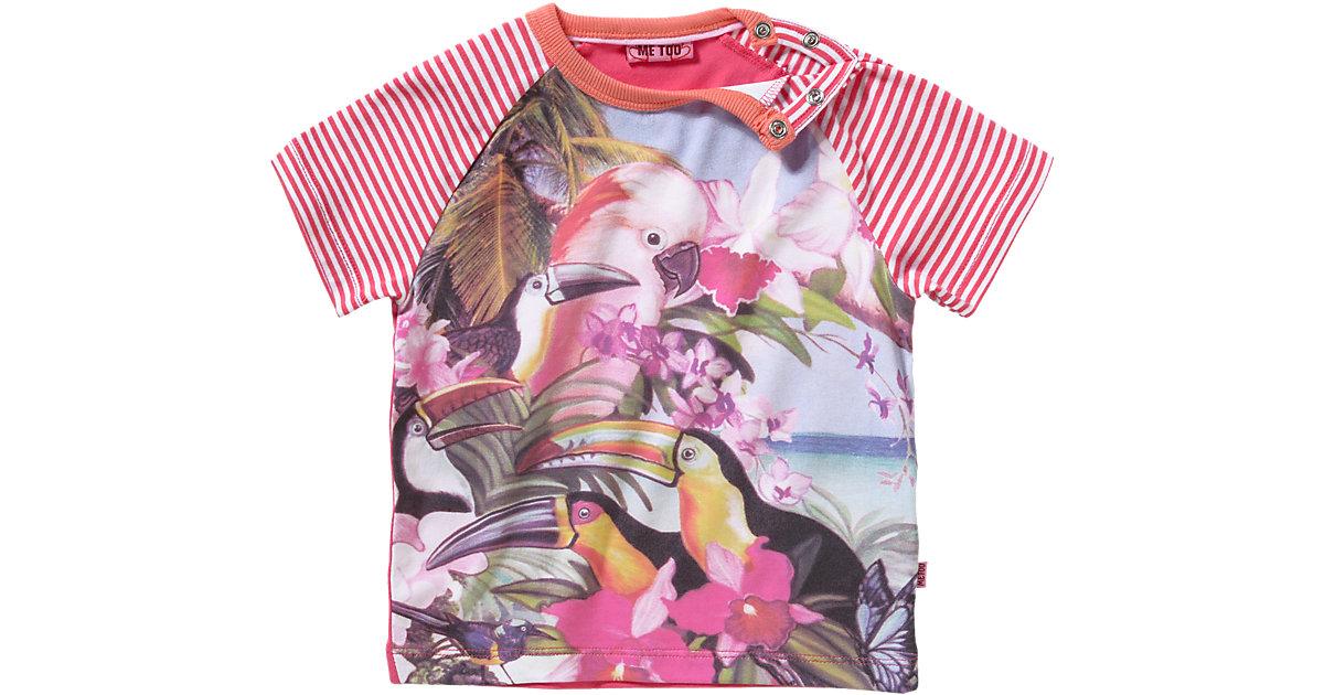 Baby T-Shirt rosa Gr. 80 Mädchen Baby