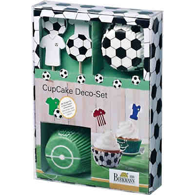 CupCake Deco-Set Kick it, 40-tlg.